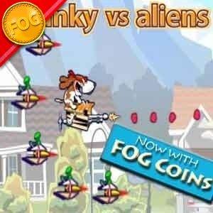 Spunky vs Aliens