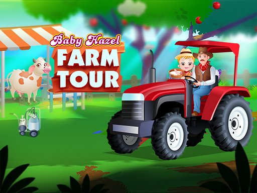 Baby Hazel Farm Tour