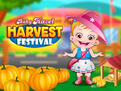 Baby Hazel Harvest Festival