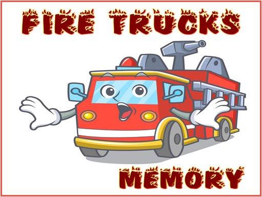 Fire Trucks Memory