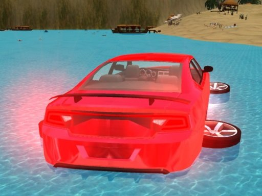 Floating Water Surfer Car