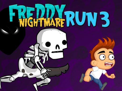 Freddy run 3