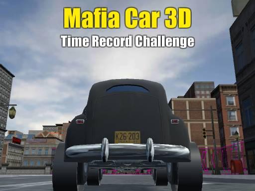Mafia Car 3D – Time Record Challenge
