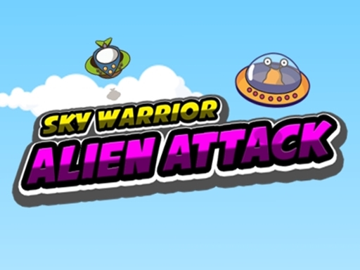 Sky Warrior Alien Attack