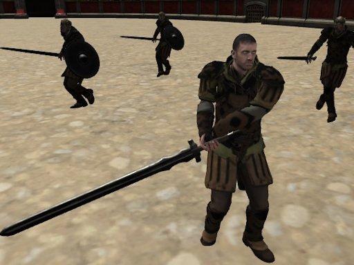 Spartacus Arena