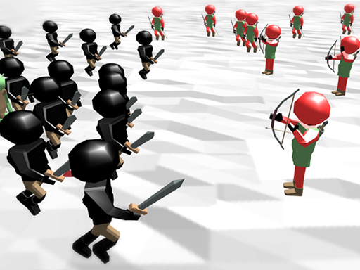Stickman Simulator: Final Battle!!