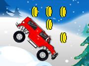 Winter Monster Trucks Race